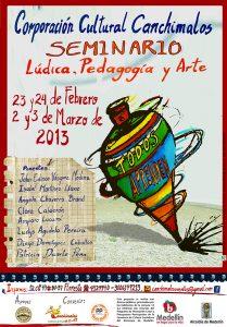 2013 Lúdica, pedagogía y arte (1)